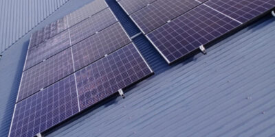 Dalyellup Solar Panel Install