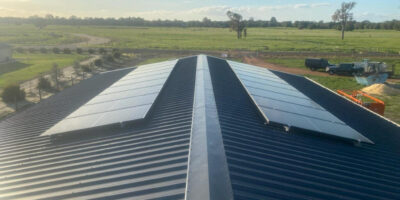 Dardanup West Solar Panels