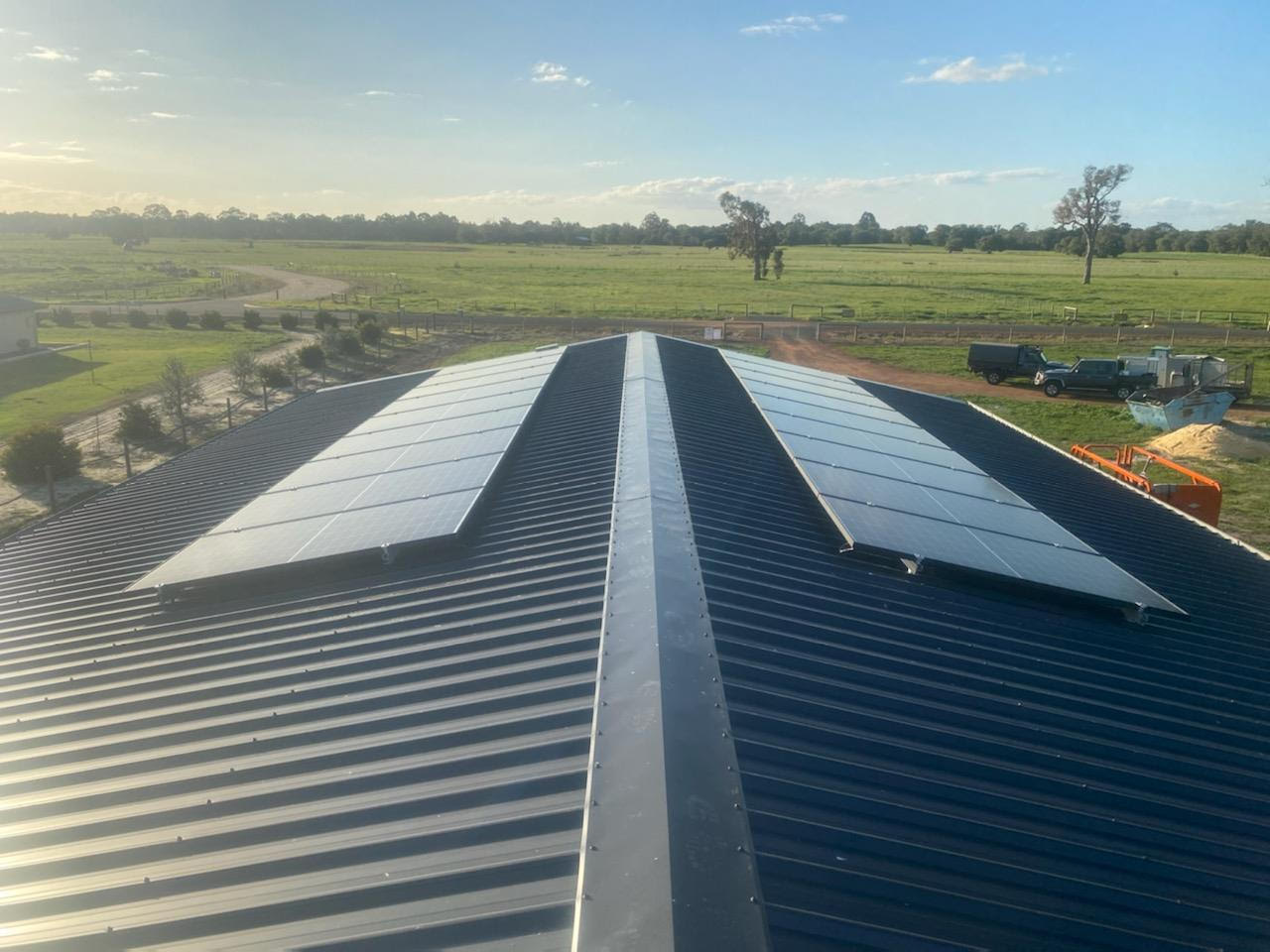 Dardanup West Solar Panels